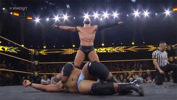 Updated NXT card for December 18
