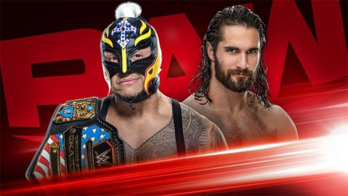 WWE Raw taping results