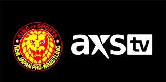NJPW off AXS TV