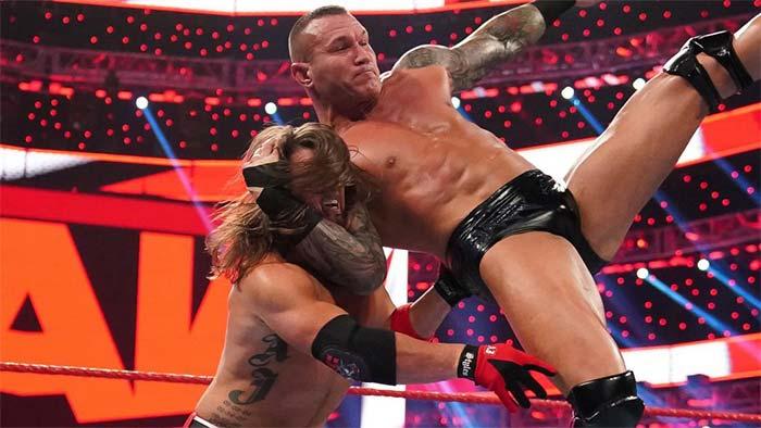 Randy Orton segment