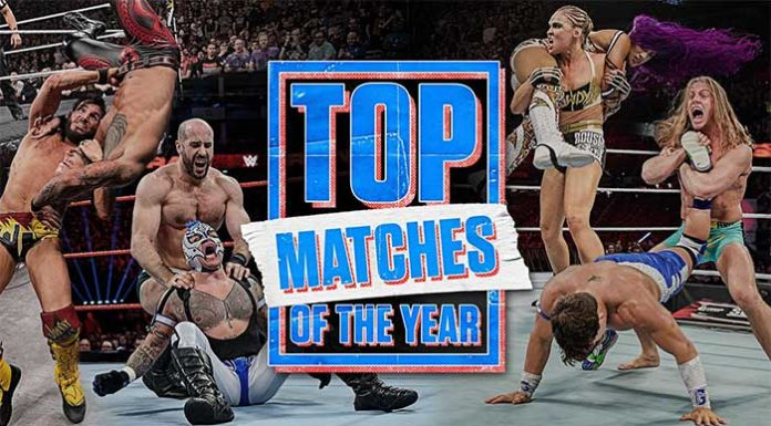WWE's Top 25 Matches