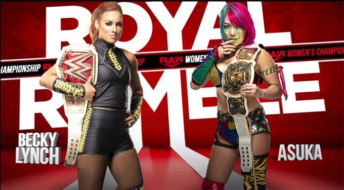 Royal Rumble card