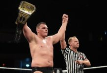 WWE UK Championship Belt reporteldy stolen