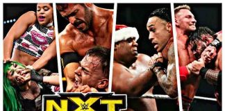 WWE NXT Results - 12/25/19