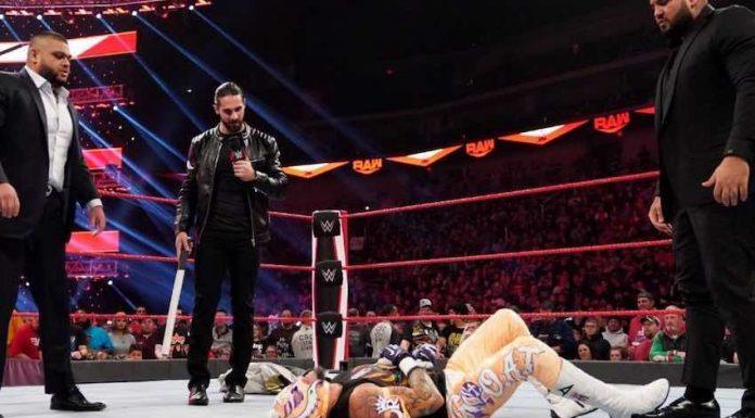 WWE Raw taped show draws second-lowest viewership of modern era