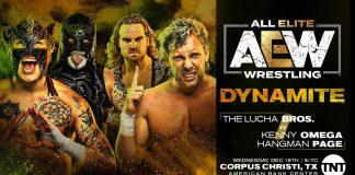 AEW Dynamite opening match
