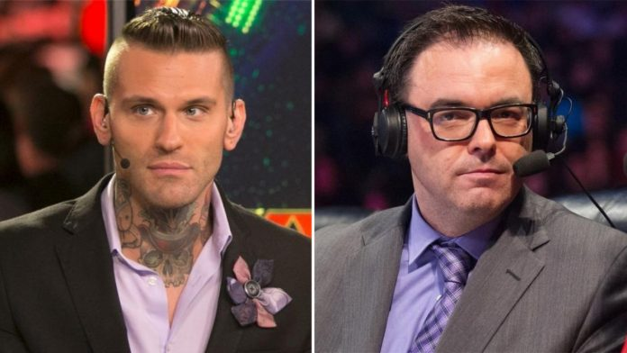 Mauro Ranallo returning to NXT