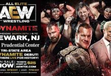 AEW reportedly has strong ticket sales for debut in Newark, New Jersey