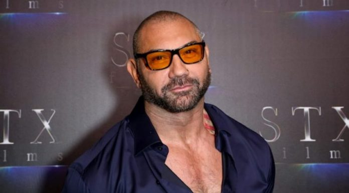 "Dave Bautista set to join Season 2 of Apple+ drama series ""See"""