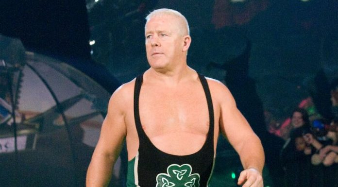 Fit Finlay undergoes shoulder surgery, new WWE trademarks filed