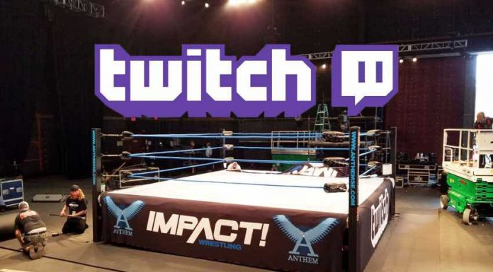 IMPACT Wrestling Twitch ban lifted