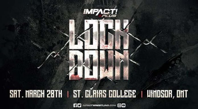 IMPACT announces the return of Lockdown