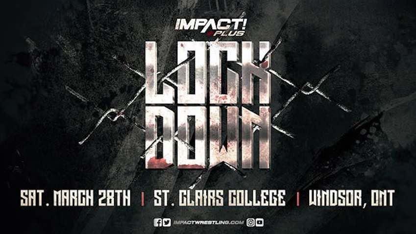 IMPACT announces the return of Lockdown