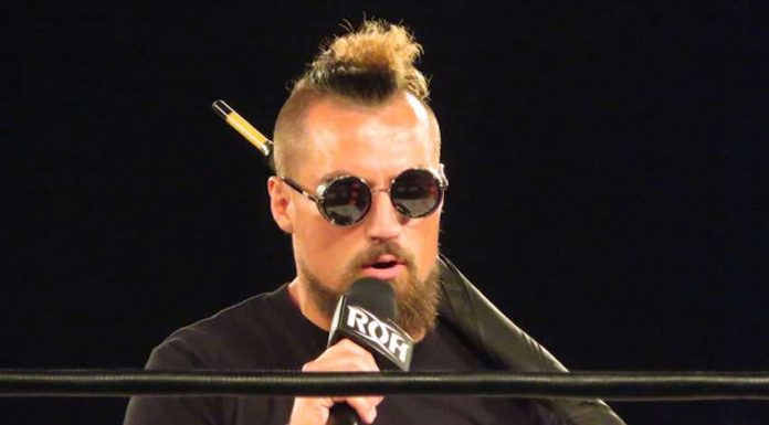 Marty Scurll reportedly signs new deal with ROH