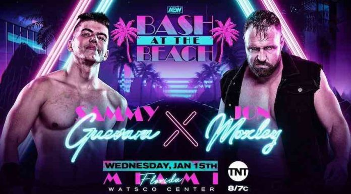 Jon Moxley vs. Sammy Guevara set for next week's AEW Dynamite