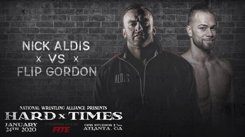 NWA Hard Times Quick Results - 1/24/20