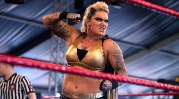 NXT UK Superstar Jazzy Gabert announces she is a free agent