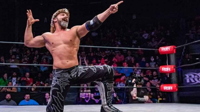 PJ Black signed new multi-year deal with ROH
