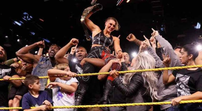 WWE NXT Women's Title said to no longer have gender-specific designation
