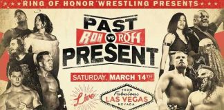 "Ring Of Honor ""Past vs. Present"" to be part of 18th Anniversary show"