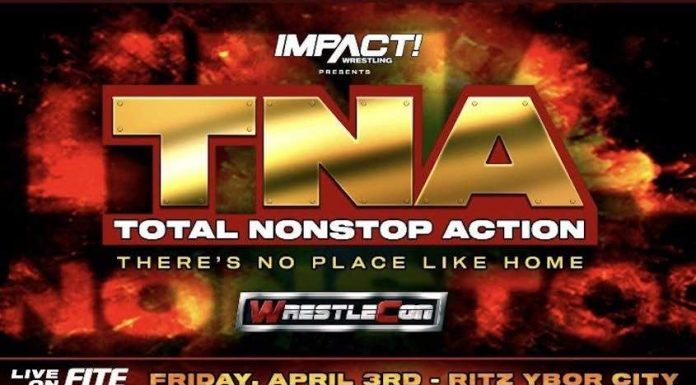 IMPACT announces former TNA stars for There's No Place Like Home