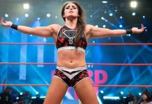 Tessa Blanchard issues statement regarding accusations of racial slurs and bullying