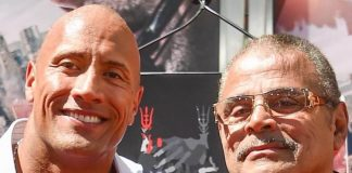 """Dwayne """"The Rock"""" Johnson reveals his father's cause of death"""
