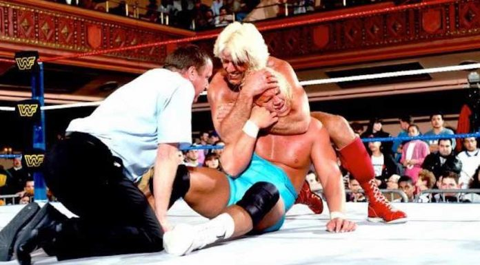 This Day in Wrestling History: WWF Monday Night Raw