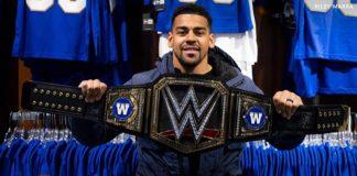 Triple H sends custom WWE Title Belt to CFL Grey Cup Champions