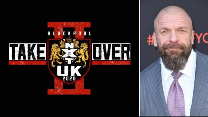 Triple H thanks fans for supporting WWE NXT UK TakeOver
