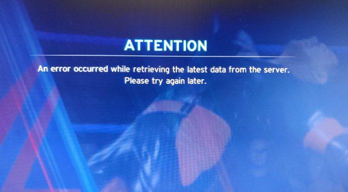 WWE 2K20 crash