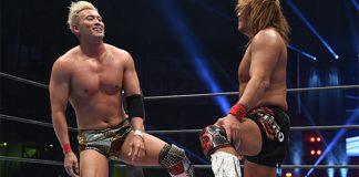 Wrestle Kingdom 14 Results