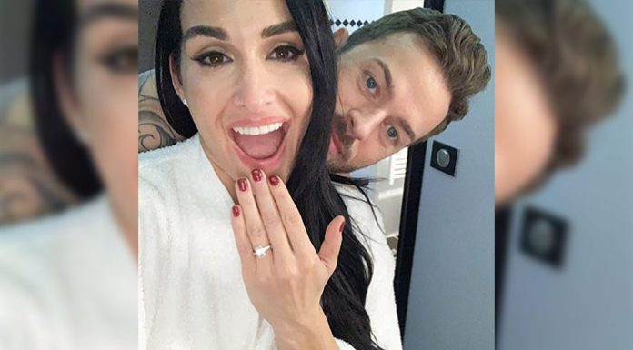 Nikki Bella gets engaged