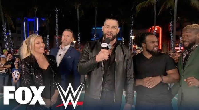 WWE Backstage Ratings for January 28