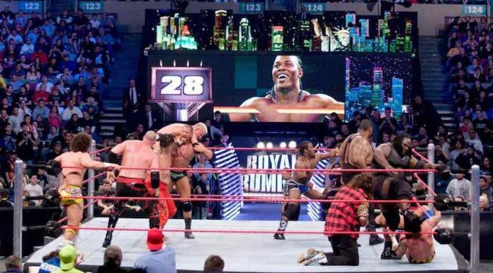 Royal Rumble History Part 2
