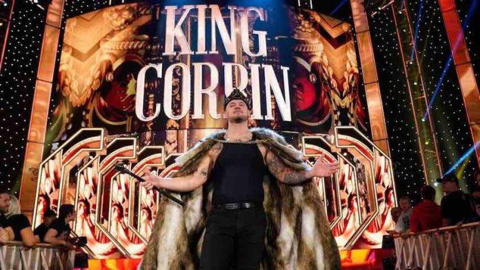 WWE wants to rename Corbin Kentucky after King Corbin