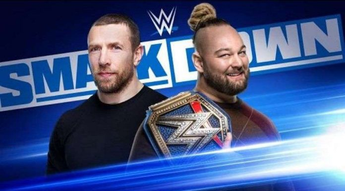 WWE Friday Night SmackDown Preview