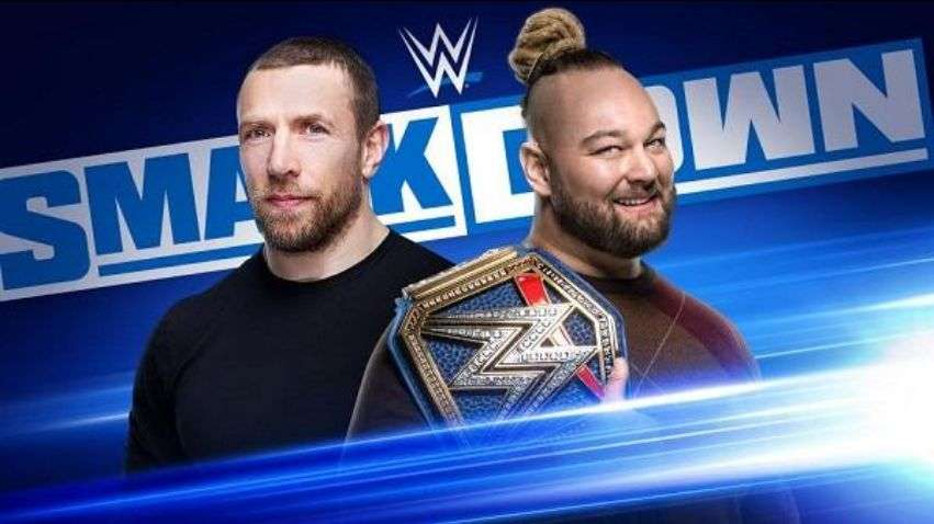 SmackDown Preview: Six-Man Tag Team Action, Strap Match contract signing - WWE News and Results