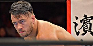 Will Ospreay reportedly injured during night one of Wrestle Kingdom 14