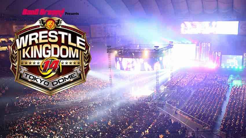 Final attendance numbers for NJPW Wrestle Kingdom 14 revealed