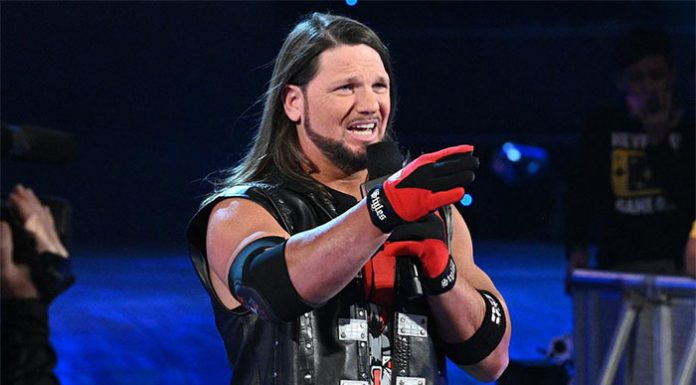 AJ Styles confirms injury reports