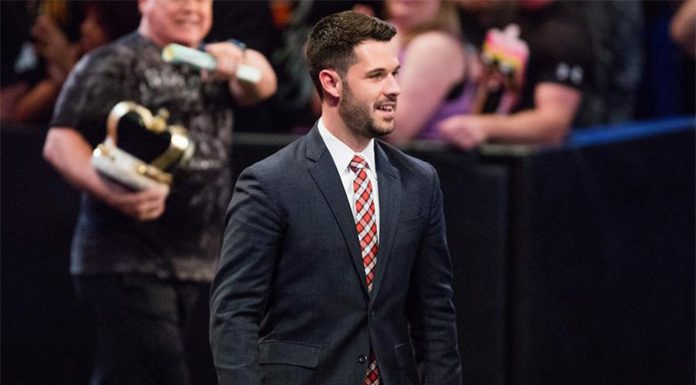Tom Phillips joins Raw commentary team