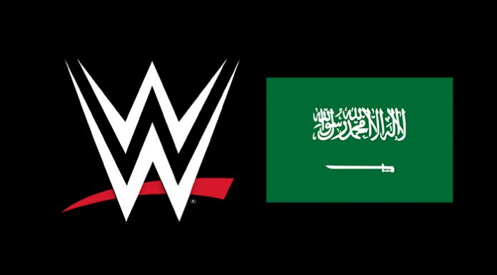 WWE and Saudi Arabia