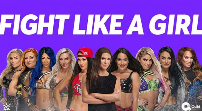 Fight Like a Girl cast