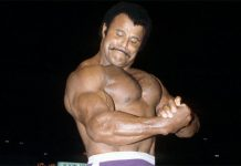 Rocky Johnson passes away