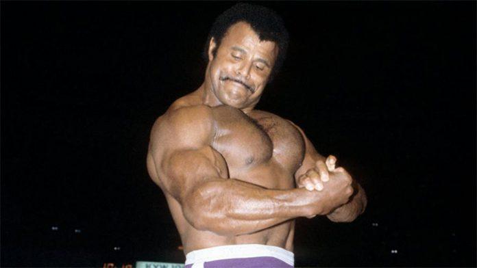 Rocky Johnson passes away