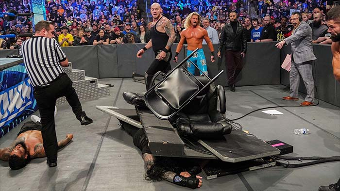 wwe king of the ring 2020