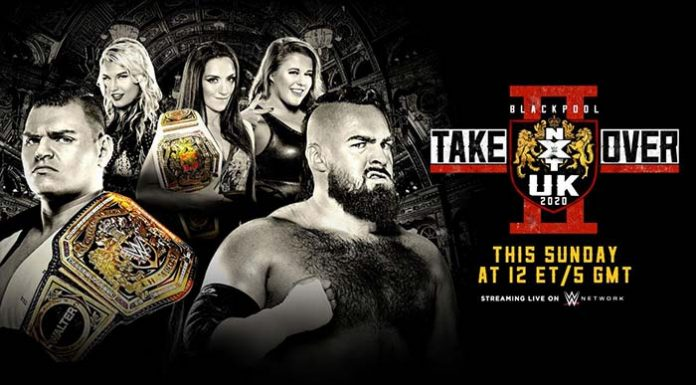 NXT UK TakeOver: Blackpool II preview