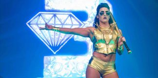 Tessa Blanchard accused of being racist