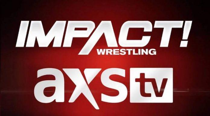 Impact TV Tapings